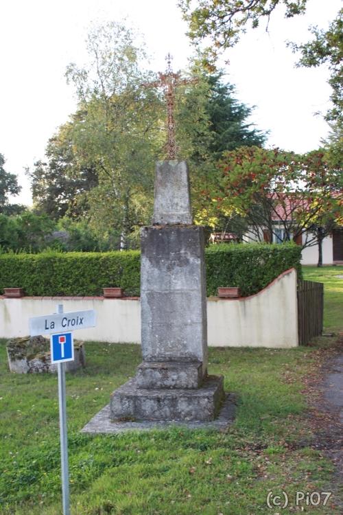 La Croix, la Remaudière, 44.